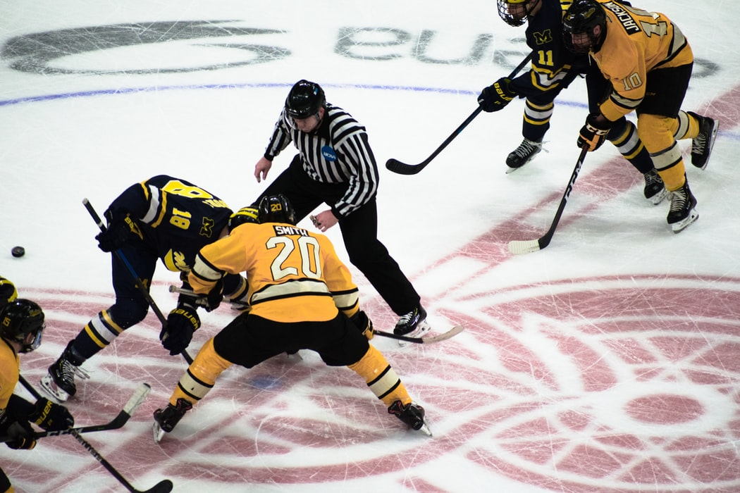 icing rule ice hockey